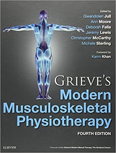 Modern Muscoskeletal Physiotherapy